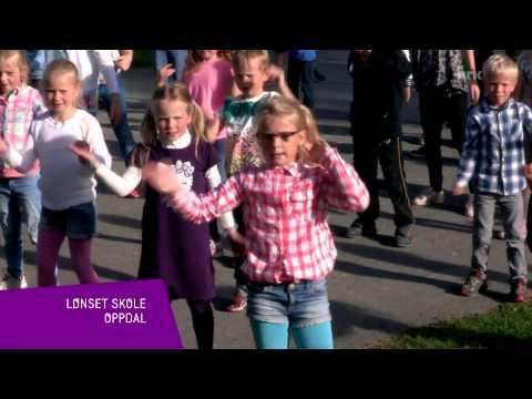 BlimE!-dansen 2013 på NRK Super