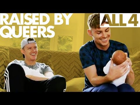 Thumbnail: Kieron Richardson Becomes A Parent! | Raised By Queers
