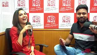 Samvritha Sunil | Red Carpet Promo | RJ Mike | Red FM Malayalam