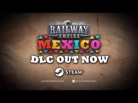 Railway Empire - Mexico Youtube Video
