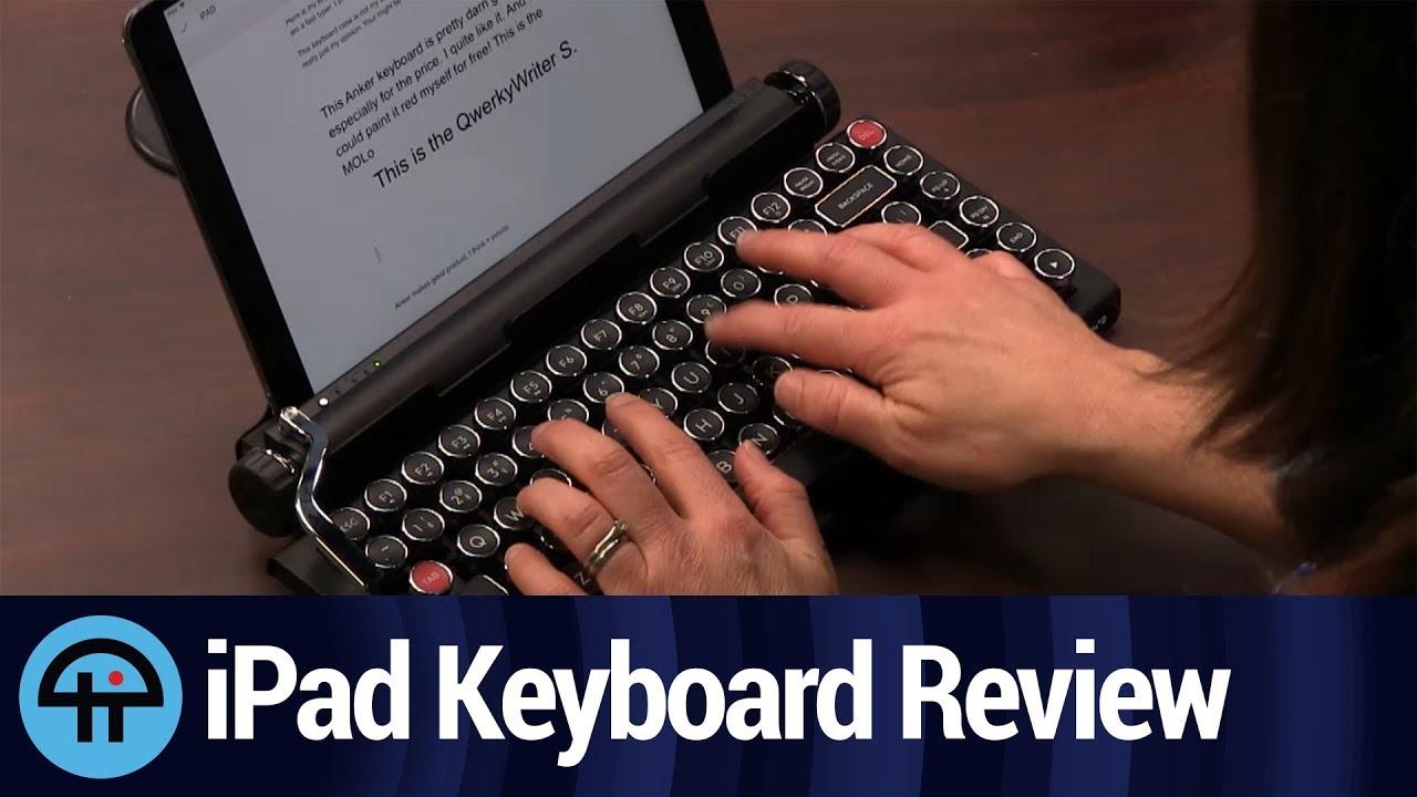 iPad Keyboard Review