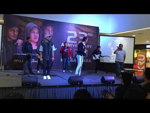 Dualiti featuring Ameerais Forteen & Caliph Buskers LIVE #KRU #23rdAnniversary #DualitiBirthday