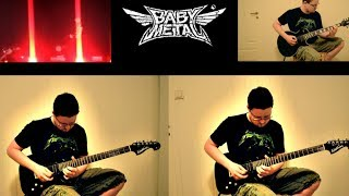 Another Babymetal cover! Check out Babymetal: https://www.youtube.c...