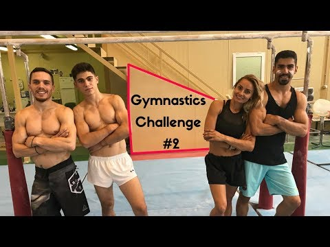 Gymnastics Challenge #2