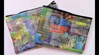 # DIY - Little Zipper Pouch - Master Board Project 3 - kleine Reißverschlusstasche