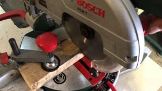 Торцовочная пила Bosch PCM-7