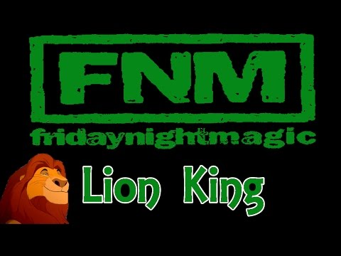 Friday Night Magic with Lion King! - Devs Musical