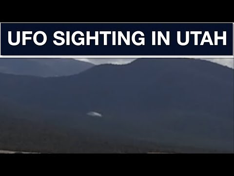 Fritz Blog (57563) - UFO Caught by Drone Filming Documentary