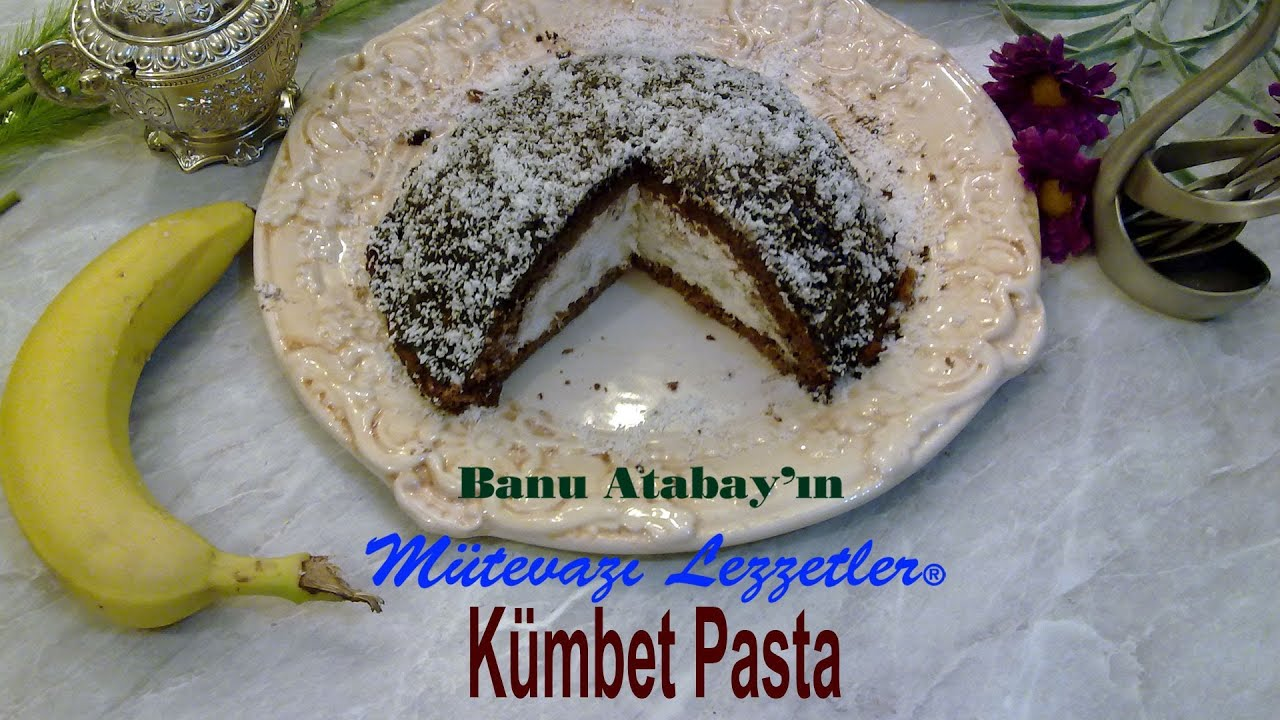 Kümbet Pasta (Yemek Tarifleri) - YouTube