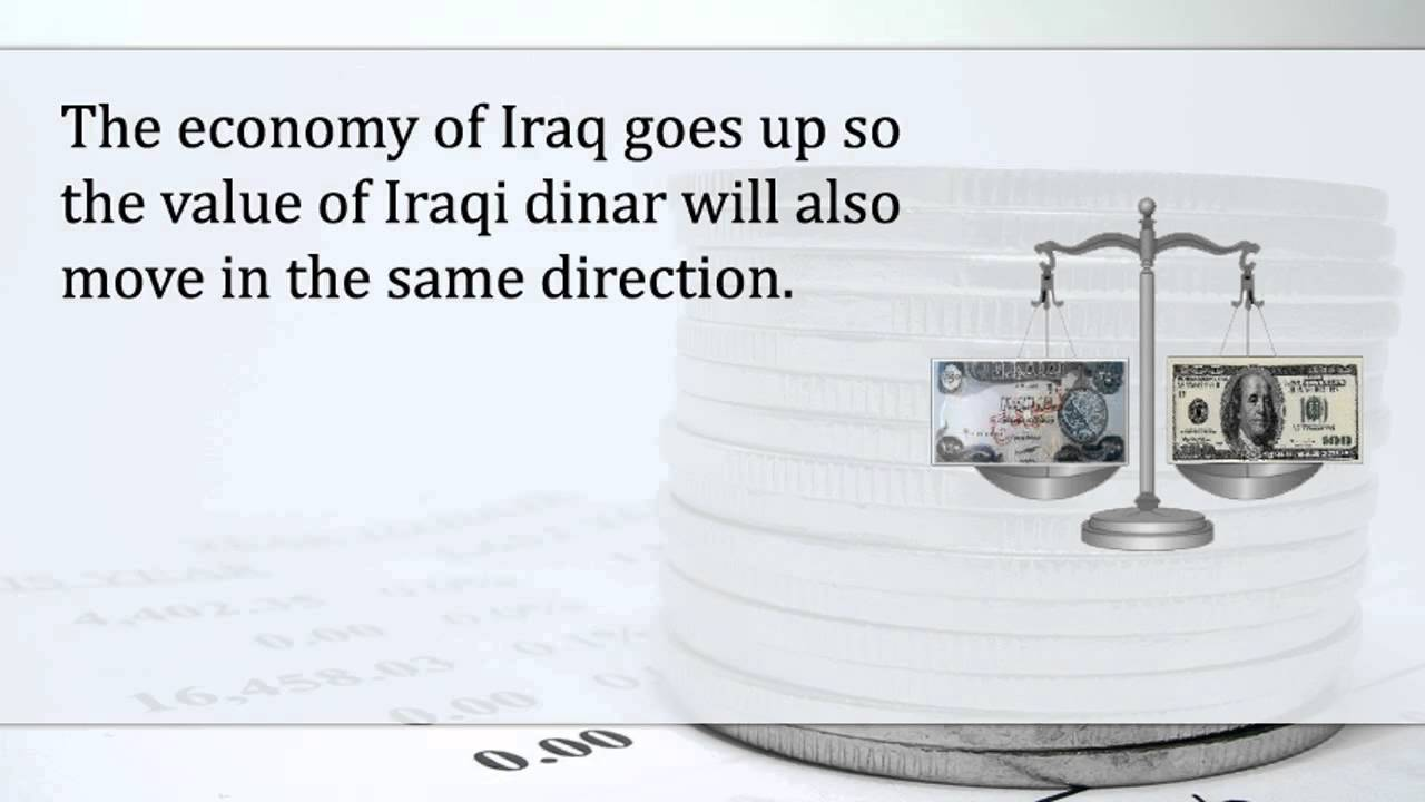 Iraqi Dinar To Harvest The Future Profit Potential