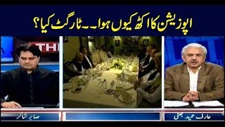 The Reporters | Sabir Shakir | ARYNews | 20 May 2019