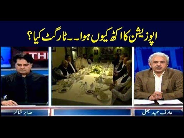 The Reporters | Sabir Shakir | ARYNews | 20 May 2019