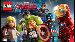 LEGO Marvels Avengers #14 [NrS GAMEPLAY]