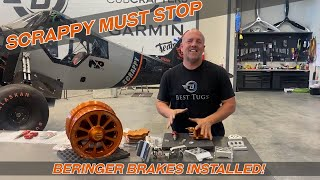Must STOP Scrappy - Beringer Wheels Installed on Scrappy CarbonCub 😳 | Scrappy #41