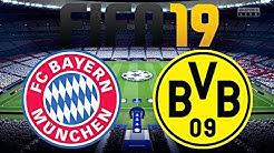 FIFA 19 | FC BAYERN MÜNCHEN vs. BORUSSIA DORTMUND