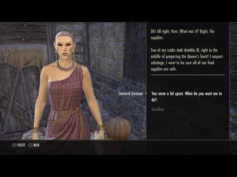 The Elder Scrolls Online: Tamriel Unlimited Gameplay 58  