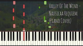 風之谷風の谷のナウシカNausicaä of the Valley of the Wind - Requiem 遠い日々| Easy Piano (Synthesia Tutorial) Subscribe if you like. I can also make tutorial ...