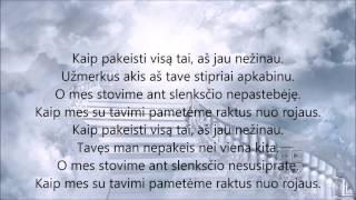 Тимати - Ключи от рая + Lietuviškai