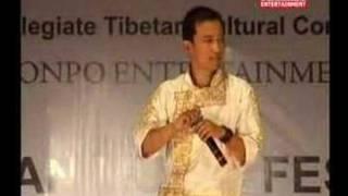 Tibetan Song  Kyo Lhang Lhang - Phurbu T. Namgyal Losar 2007