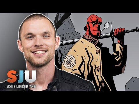 What Deadpool Actor Dropping Out of Hellboy Reboot Means for Hollywood - SJU