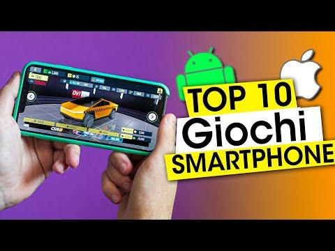 TOP 10 Giochi