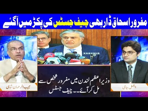 Nuqta E Nazar With Ajmal Jami - 24 April 2018 - Dunya News