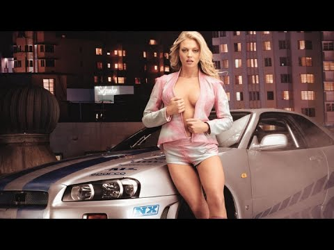 Beautiful girls and Cars relax music