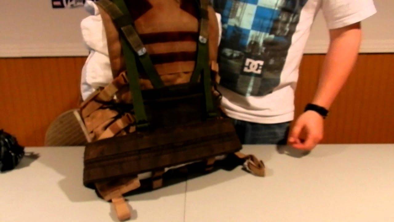 Bane costume tutorial vest youtube solutioingenieria Gallery