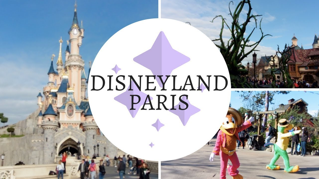 Disneyland Paris vlog | A quiet day and Christmas merch! - YouTube