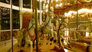 Touring the Danbury fair Mall Carousel