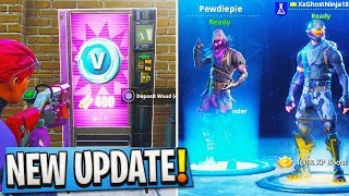 "NEW Fortnite UPDATE! - How To DOWNLOAD ""RAVEN"" SKIN in Fortnite Battle Royale! (New Fortnite Raven)"