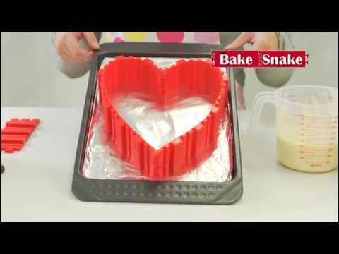 Bake Snake - Bakes All Cakes In All Shapes