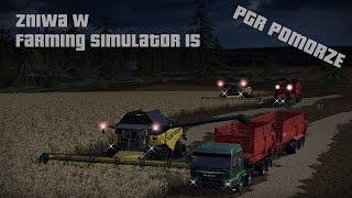 Let's Play Farming Simulator #36 - Żniwa na PGR Pomorze
