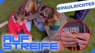 Kind absichtlich verletzt: Sabotage auf dem Spielplatz! | #PaulRichterTag | Auf Streife | SAT.1