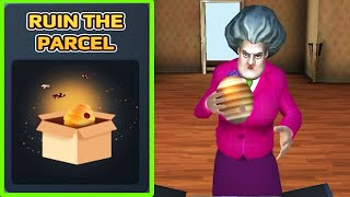 Download lagu Scary Teacher 3D   Miss T  Ruin the Parcel (Chapter 1) Gameplay Walkthrough (iOS Android)