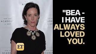 What Led to Kate Spade