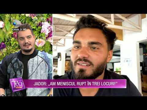 "Teo Show - Jador, dezvaluiri in direct din Dominicana! Cel mai greu moment pentru el... ""O iubesc!"""