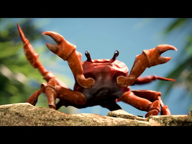Noisestorm - Crab Rave (Official Music Video)