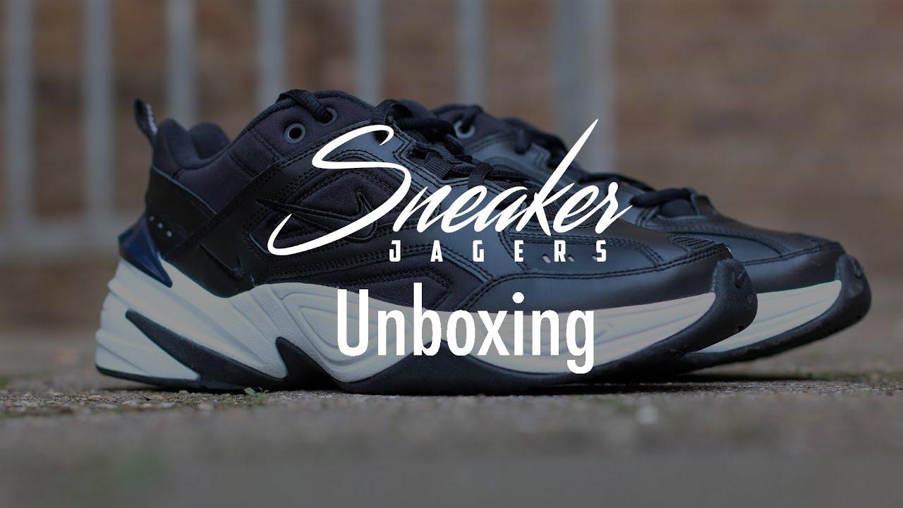 3780e74c9bd Unboxing: Nike M2K Tekno 'Black'