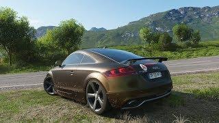 Forza Horizon 4 - 640HP AUDI TT RS COUPE - Test Drive - 1080p60FPS