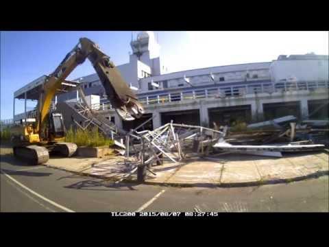 S&R Corp: Bradley International Airport Demolition Pt 1