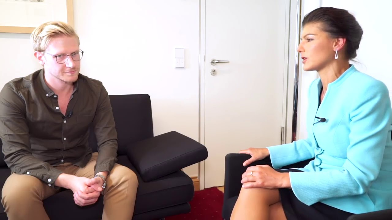 Interview mit Yassin Maouche - YouTube