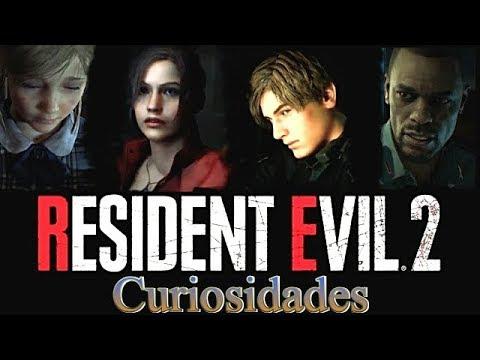 20 Curiosidades de Resident Evil 2 Remake [Beta]
