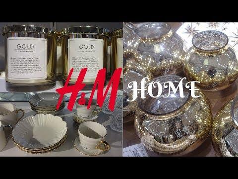 H&M HOME - COME SHOP WITH ME L MINKO