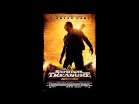 Interrogation National Treasure -Trevor Rabin