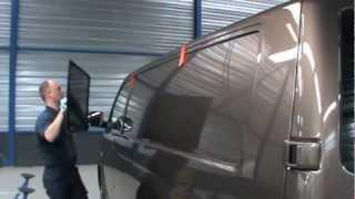 glaslook vw transporter t5 t6
