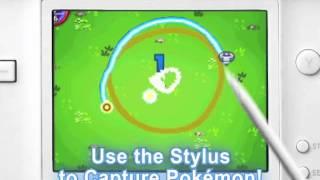 Pokémon Ranger Trailer - DS