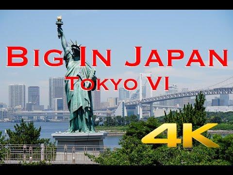 Big in Japan - My Travel Series - Tokyo VI - Odaiba - Gundam - Diver City