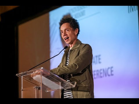 Malcom Gladwell Keynote Speech at University of Miami Real Estate Impact Conference
