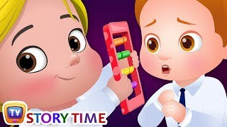 Cussly Lost His Pencil Sharpener - ChuChuTV Storytime Good Habits Bedtime Stories for Kids